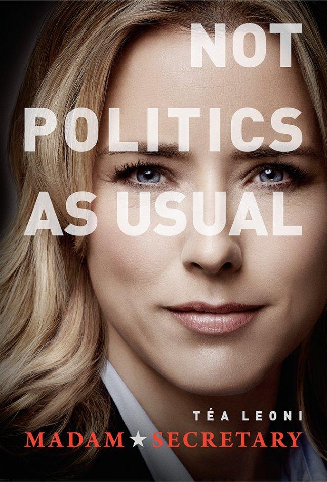 Madam Secretary– plakát