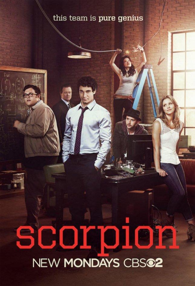 Scorpion– plakát