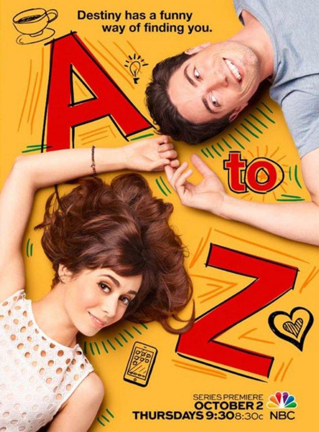 Ato Z– plakát