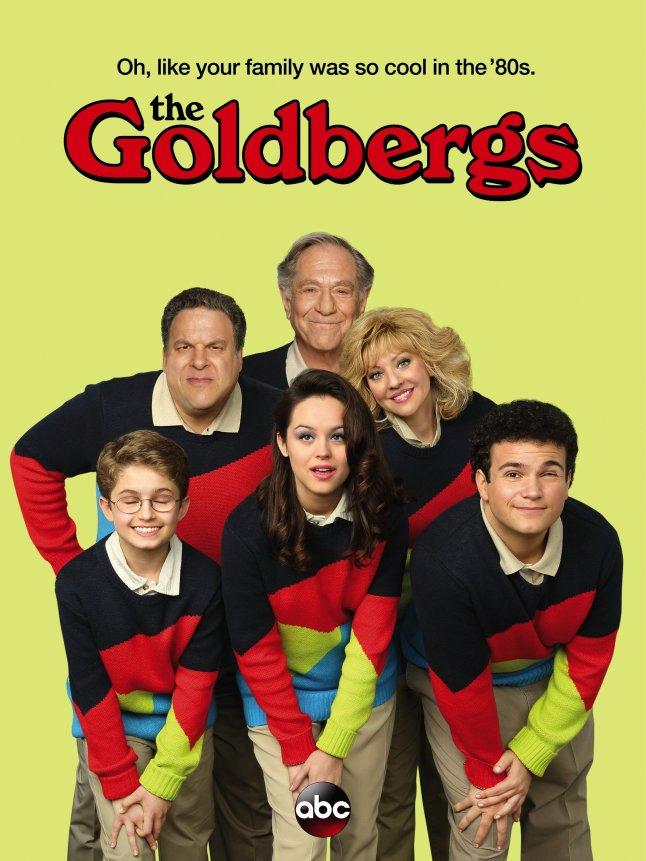 The Goldbergs– plakát
