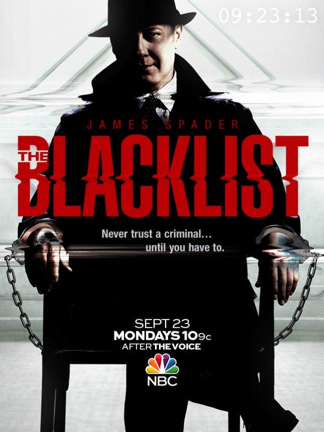 Blacklist– plakát