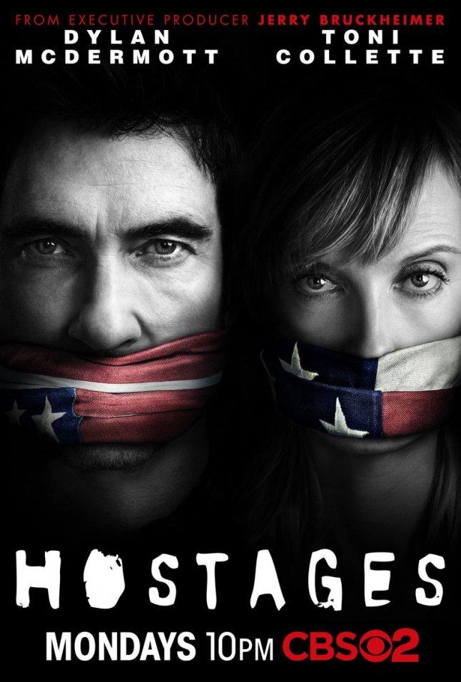 Hostages– plakát