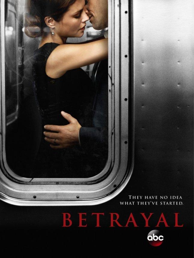 Betrayal– plakát