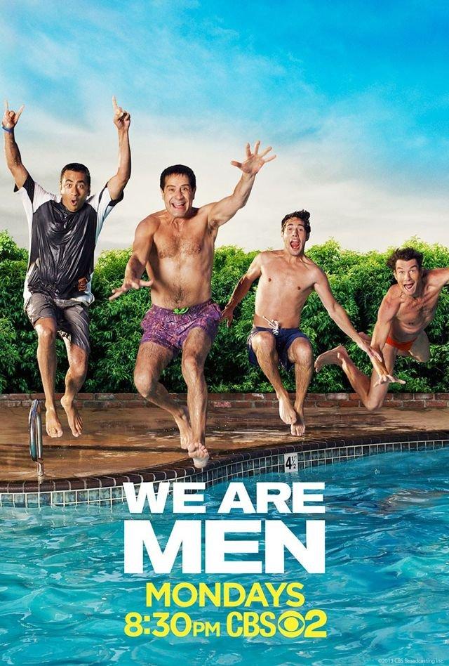 We are men– plakát