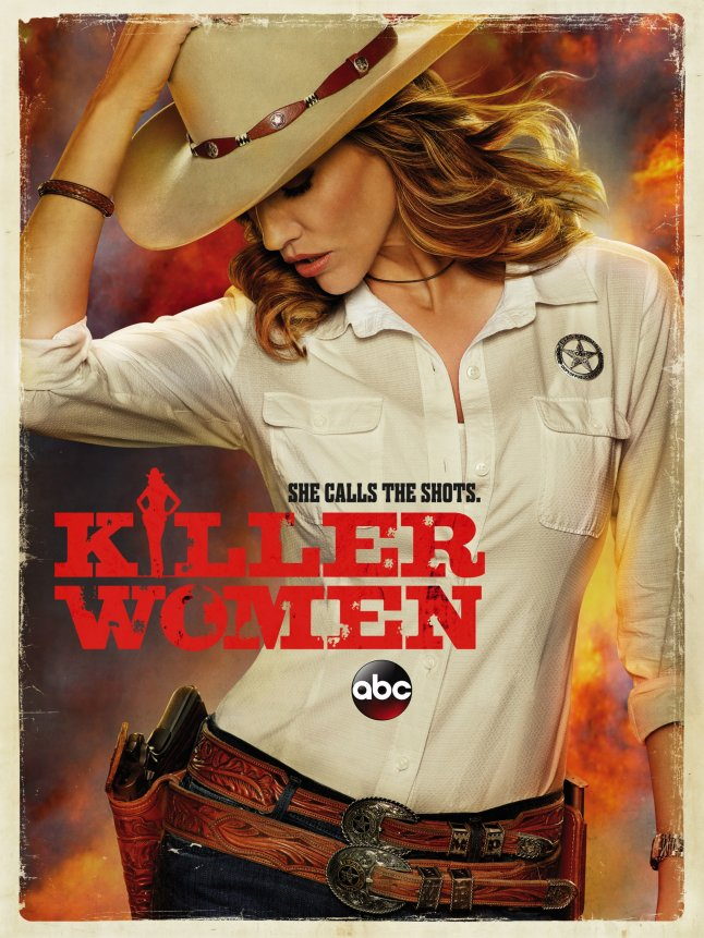 Killer Women– plakát