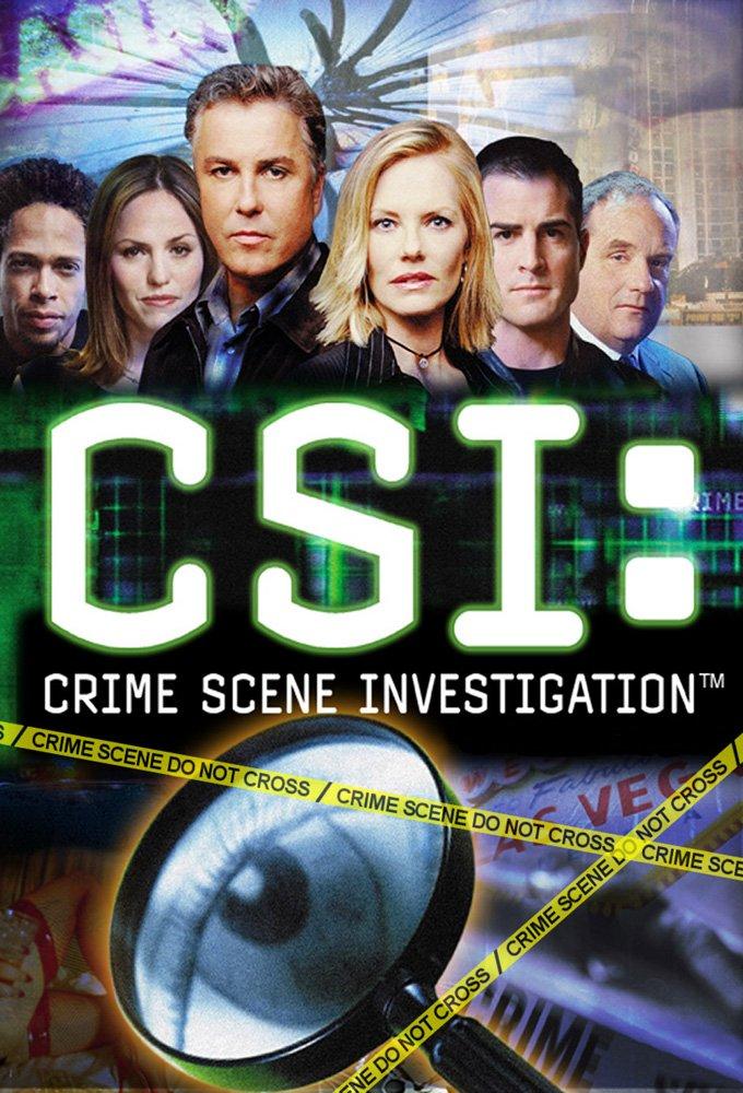 S lupou do historie: CSI: Crime Scene Investigation