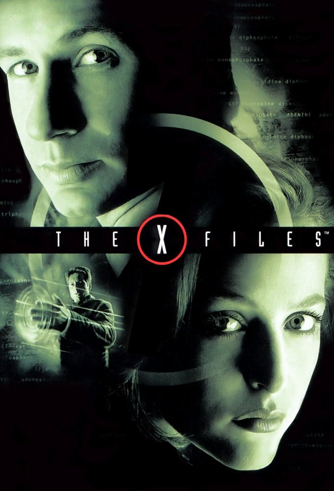 S lupou do historie: The X-Files