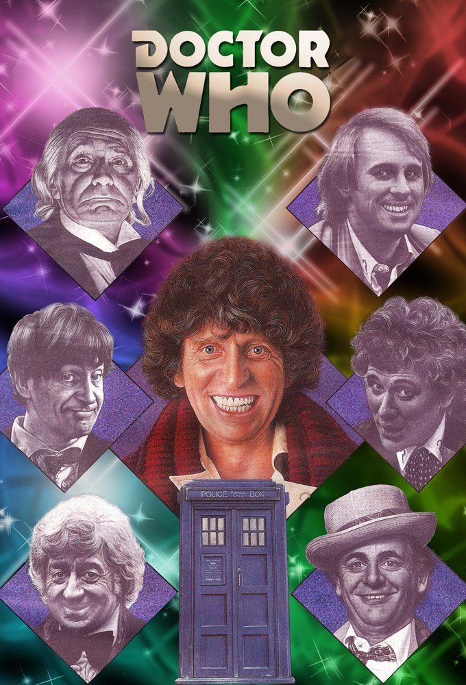 S lupou do historie: Doctor Who