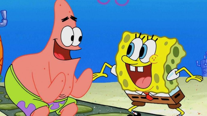 Spongebob v kalhotách (SpongeBob SquarePants)