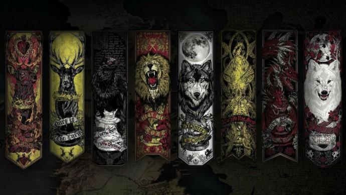 Ikonické hlášky z Game of Thrones (anglická verze)