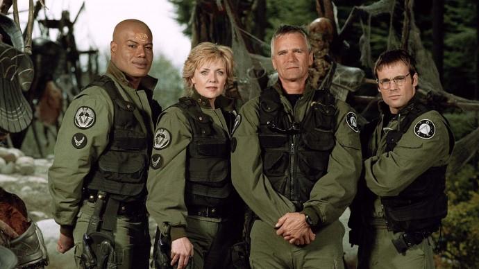 Stargate SG-1 - První řada