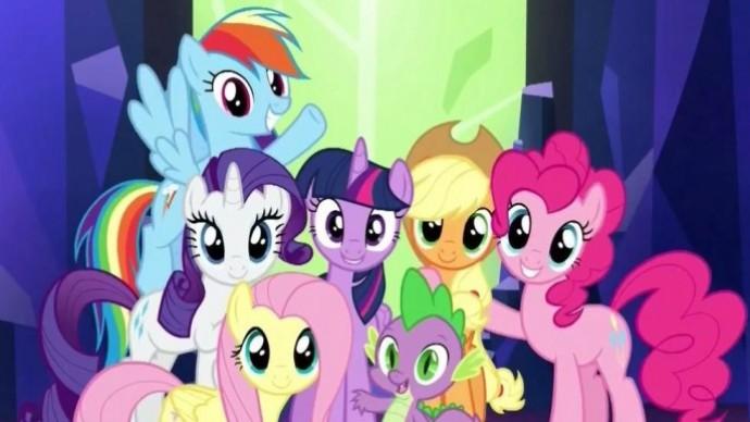 Rodinné vztahy v My Little Pony