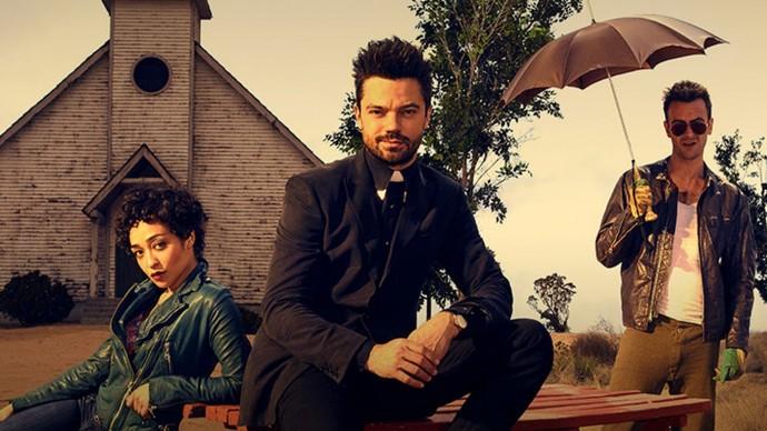 Znáš jména postav seriálu Preacher (Kazatel)?