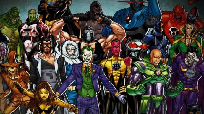 Dokážete přiřadit záporáka ke správnému seriálu z prostředí superhrdinů?