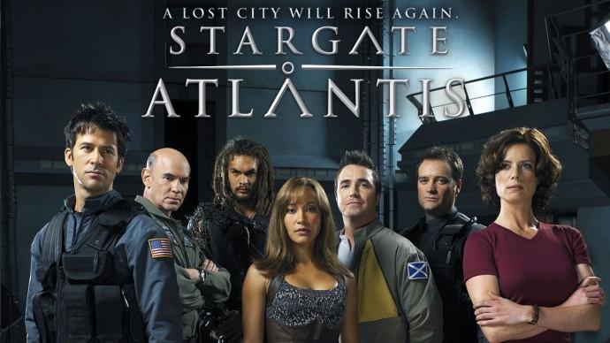Hvězdná brána: Atlantida (Stargate Atlantis)
