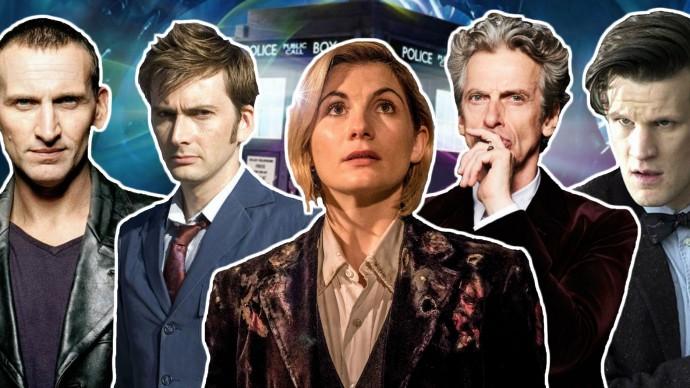 Mimozemšťané z Doctora Who
