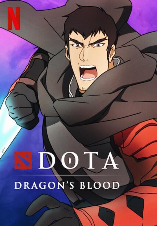 Dota: Dragon's blood (Netflix)